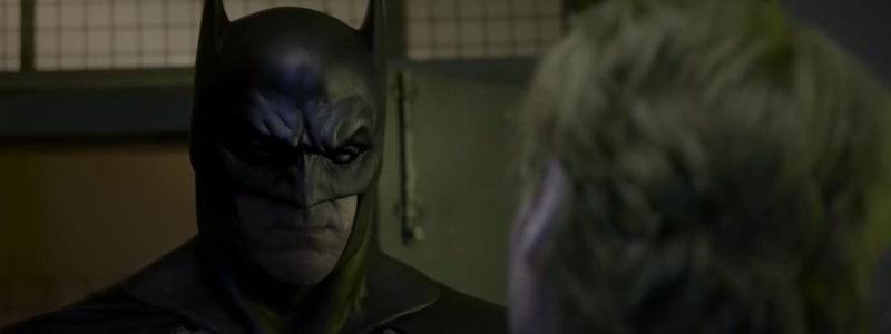 Вышел новый короткометражный фильм «Бэтмен»