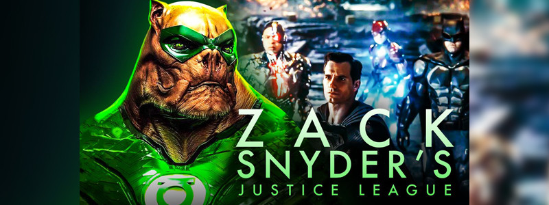 Новый взгляд на вырезанного Зеленого фонаря из «Лиги справедливости Зака Снайдера»