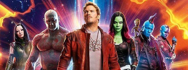 Логотип «Стражей галактики 3» намекает, кто из героев умрет