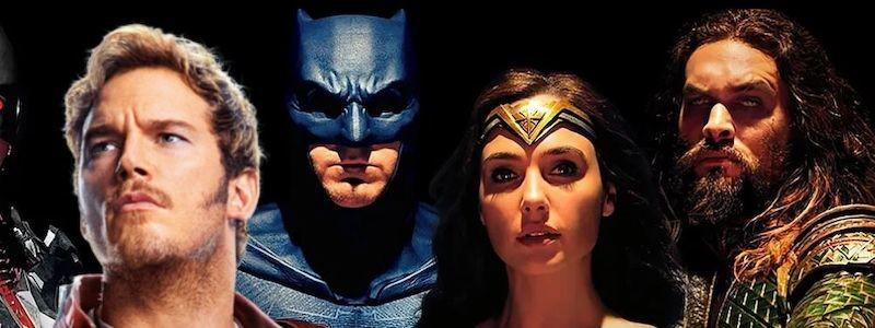 Слух: звезда MCU Крис Пратт хочет сыграть в киновселенной DC