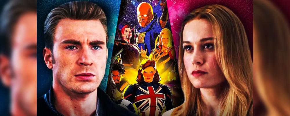 Marvel заменили Бри Ларсон и Бенедикта Камбербэтча в новом сериале