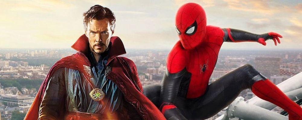 Доктор Стрэндж на новом кадре «Человека-паука 3: Нет пути домой»