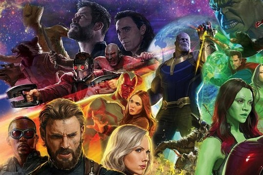 Avengers Infinity War Movie Tickets Advanced Booking