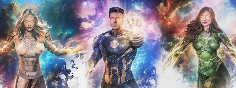 Marvel допустили утечку изображений фильма «Вечные»