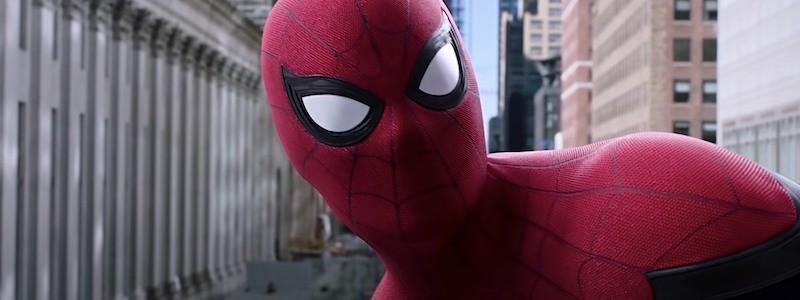 Первый кадр «Человека-паука 3» с Томом Холландом
