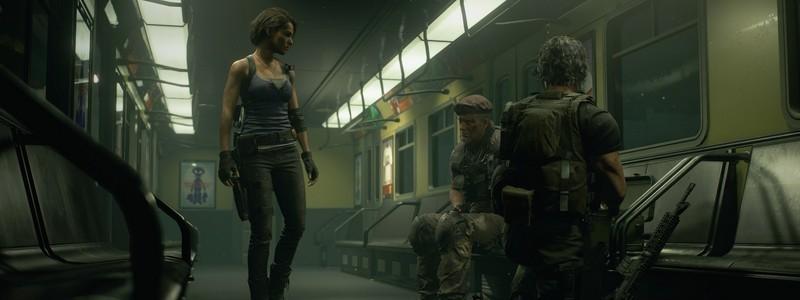 Немезис в Resident Evil 3 будет значительно страшнее Мистера Икс