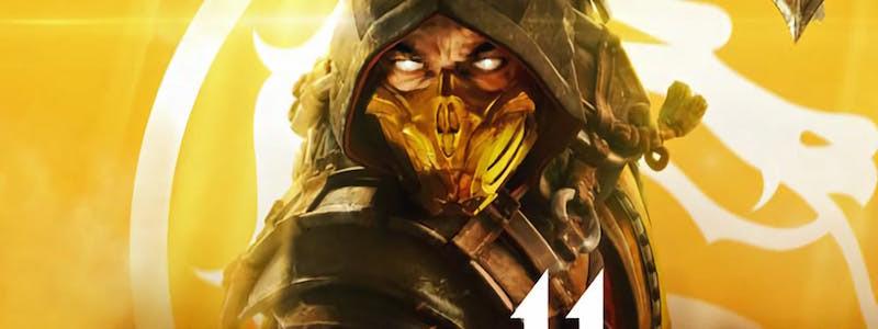Представлен облик Скорпиона из Mortal Kombat 11