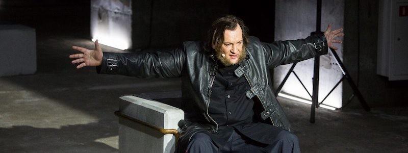 Рецензия на спектакль «Ай фак. Трагедия» Константина Богомолова. Что это было?