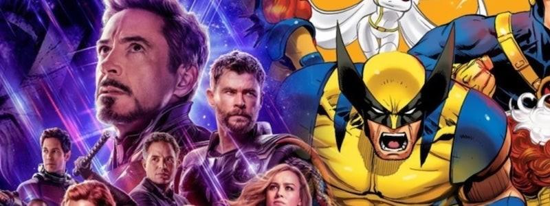 «Мстители: Финал» тизерят Людей Икс в киновселенной Marvel