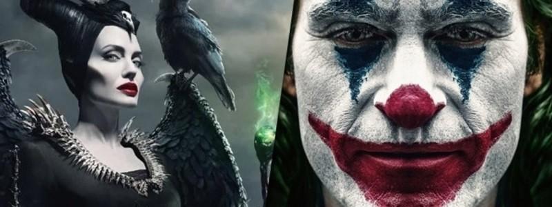 Сборы «Джокера» все же не обошли « Малефисенту: Владычицу тьмы»