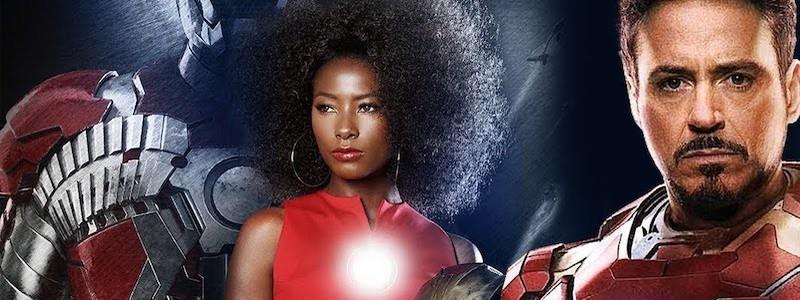 Как Железное сердце может выглядеть в киновселенной Marvel