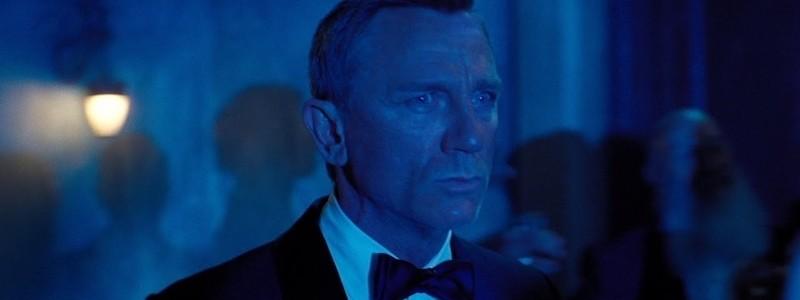 Новая дата выхода и кадры фильма «007: Не время умирать»