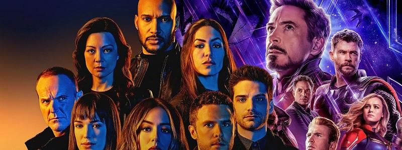 7 сезон «Агентов Щ.И.Т» показал спасение Мстителя