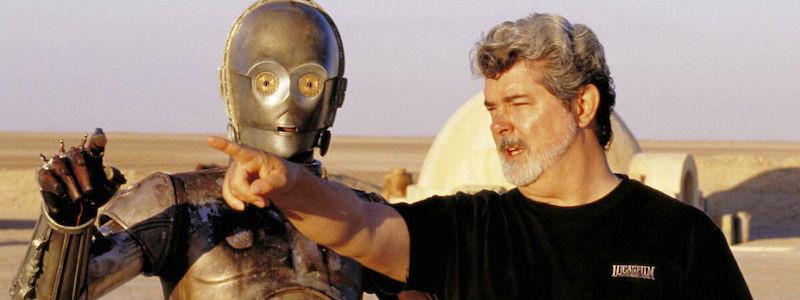 Утечка. Джордж Лукас заменит главу франшизы «Звездные войны»