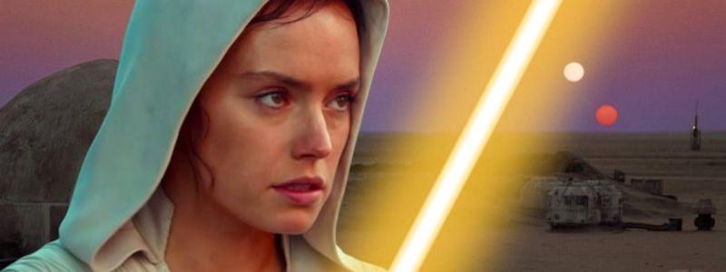 Раскрыто происхождение желтого светового меча в «Звездные войны»