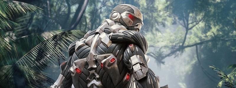 Трйлер-сравнение Crysis Remastered с оригинальной игрой