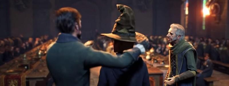 Трейлер и дата выхода Hogwarts Legacy. Это игра по «Гарри Поттеру»