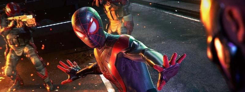 Новый скриншот Marvel's Spider-Man: Miles Morales для PS5 из фоторежима