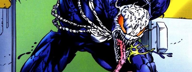 Веном оказался братом Человека-паука в альтернативной вселенной Marvel