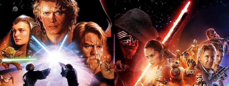 События приквелов и сиквелов «Звездных войн» неожиданно связали