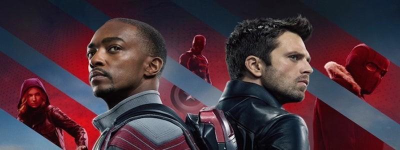«Сокол и Зимний солдат» содержит пасхалки на фильмы и комиксы Marvel