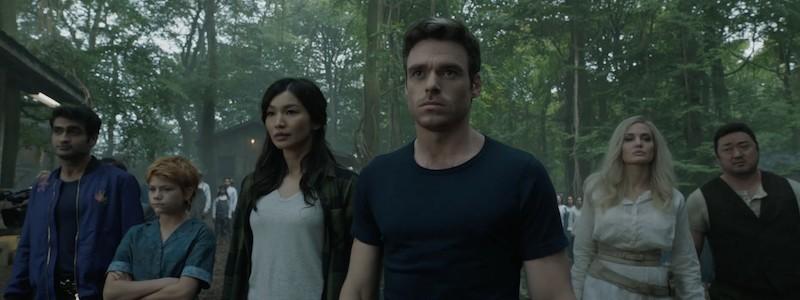 Инсайдер раскрыл, когда выйдет трейлер фильма «Вечные» от Marvel
