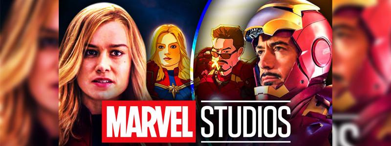 Сериал «Что, если ...?» будет как фильм киновселенной Marvel