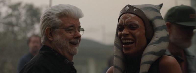 Слух: Джордж Лукас обсуждает новую трилогию «Звездные войны»