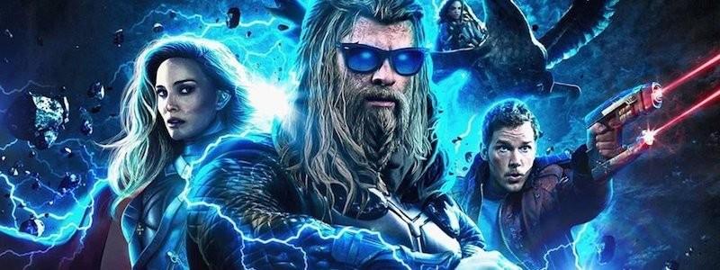 Marvel завершили съемки фильма «Тор 4: Любовь и гром»
