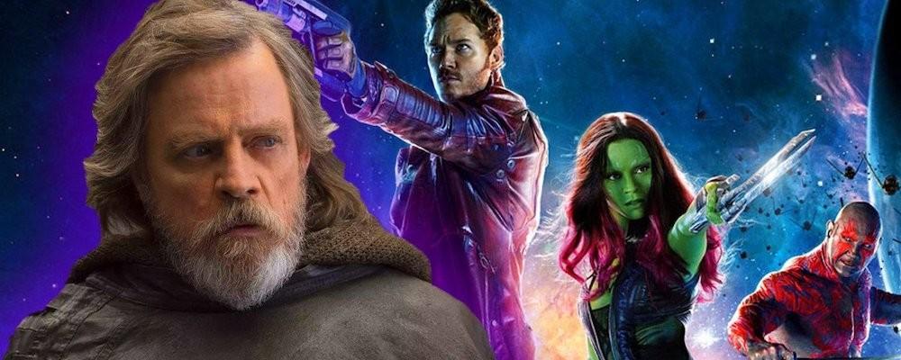 Раскрыто, появится ли Марк Хэмилл в киновселенной Marvel в «Стражах галактики 3»