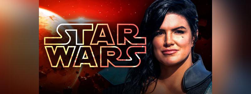 Сериал «Звездные войны» про Кару Дюн отменили из-за Джины Карано