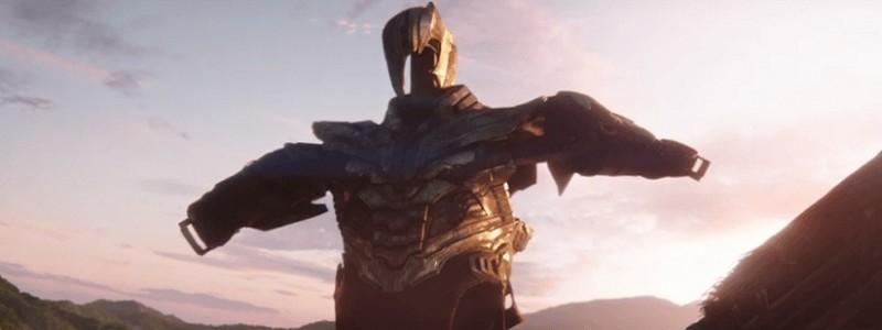 Танос остался жить на Земле в «Мстителях 4: Финал»