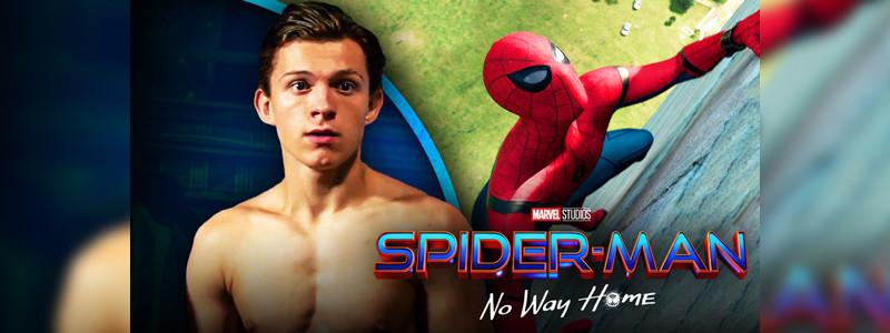 Показано, как изменился Том Холланд для «Человека-паука 3: Нет пути домой»