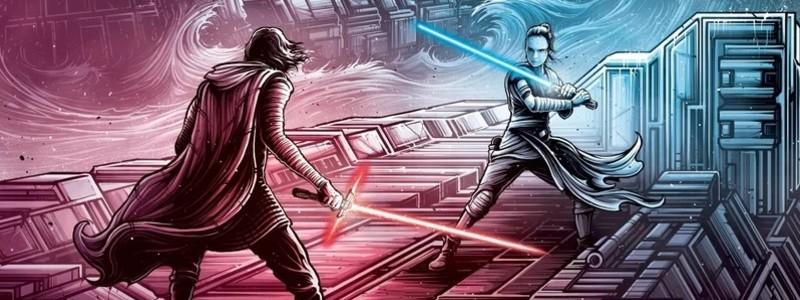 Представлен странный IMAX-постер «Звездных войн 9: Скайуокер. Восход»