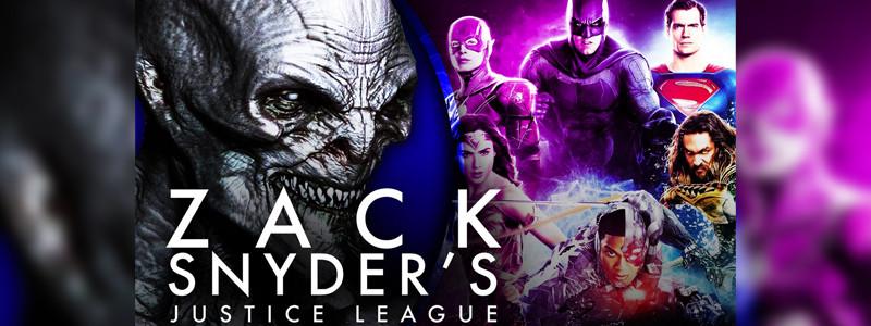 Жуткий взгляд на злодеев «Лиги справедливости Зака Снайдера»