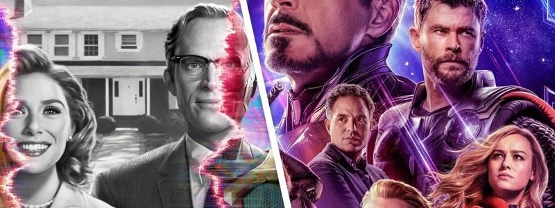 Первый сериал Marvel покажет события после «Мстителей: Финал»