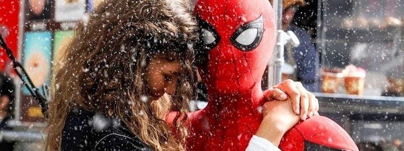 Новый кадр «Человека-паука 3» тизерит роль ЭмДжей