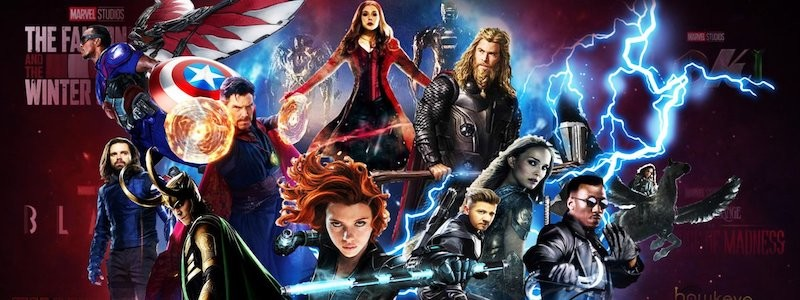 Все фильмы и сериалы Marvel, которые уже закончили снимать - их много