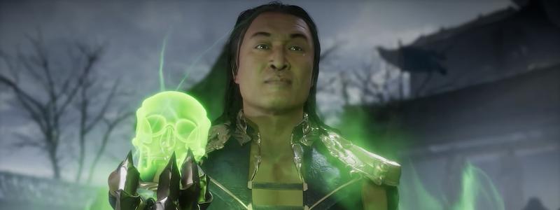 Шан Цунг на новом кадре адаптации Mortal Kombat