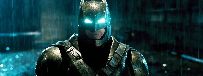 Раскрыто, каким мог быть костюм Бэтмена в киновселенной DC