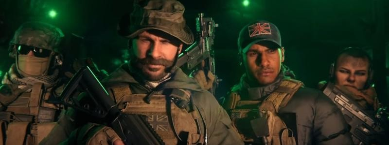 Call of Duty 2020 еще очень далека до финального этапа разработки