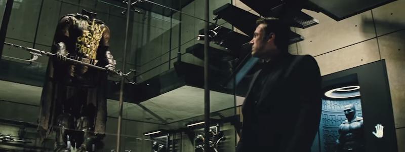 Костюм Робина создавался для Бэтмена в киновселенной DC