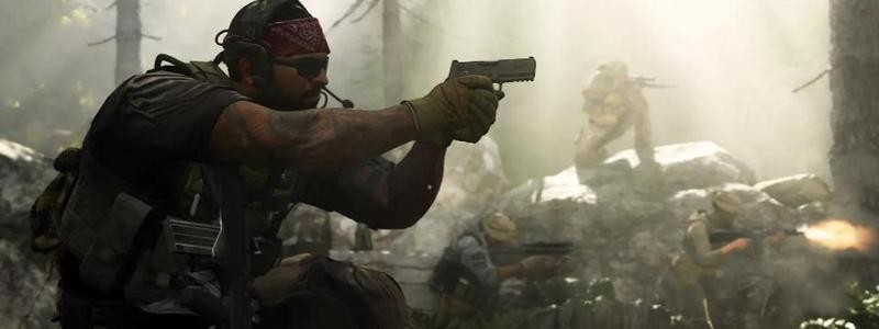 Слухи о королевской битве и других режимах в Call of Duty: Modern Warfare