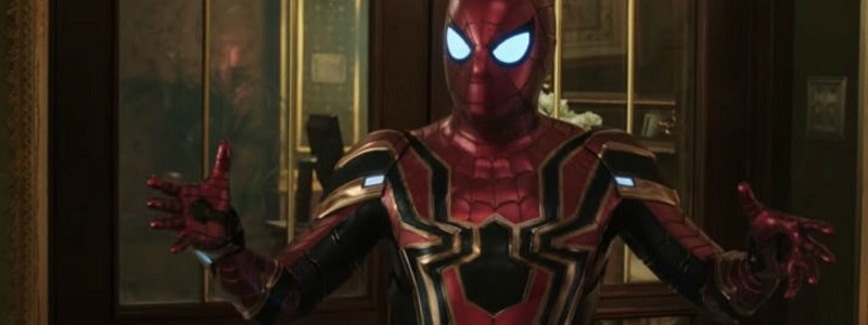 Почему была удалена сцена Железным Пауком из «Вдали от дома»