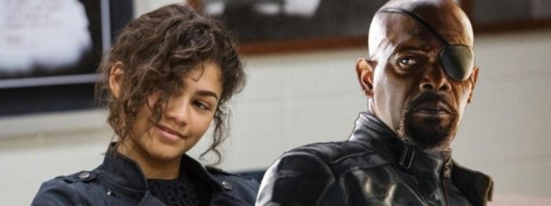 ЭмДжей - это дочь Ника Фьюри в Человеке-пауке: Вдали от дома»?