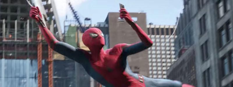 Раскрыты вырезанные сцены «Человека-паука: Вдали от дома»