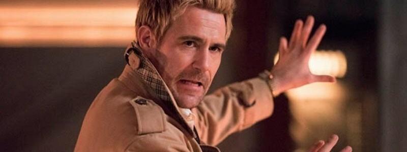 Константин вернется в 5 сезоне «Легенды завтрашнего дня»