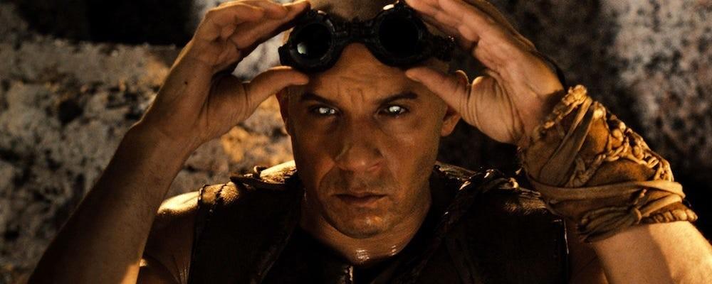Вин Дизель активно готовится к фильму «Риддик 4»