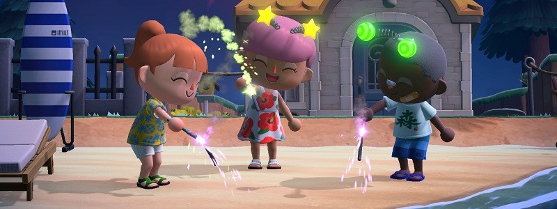 Детали нового летнего обновления Animal Crossing: New Horizons