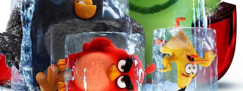 Полный трейлер «Angry Birds в кино 2» на русском